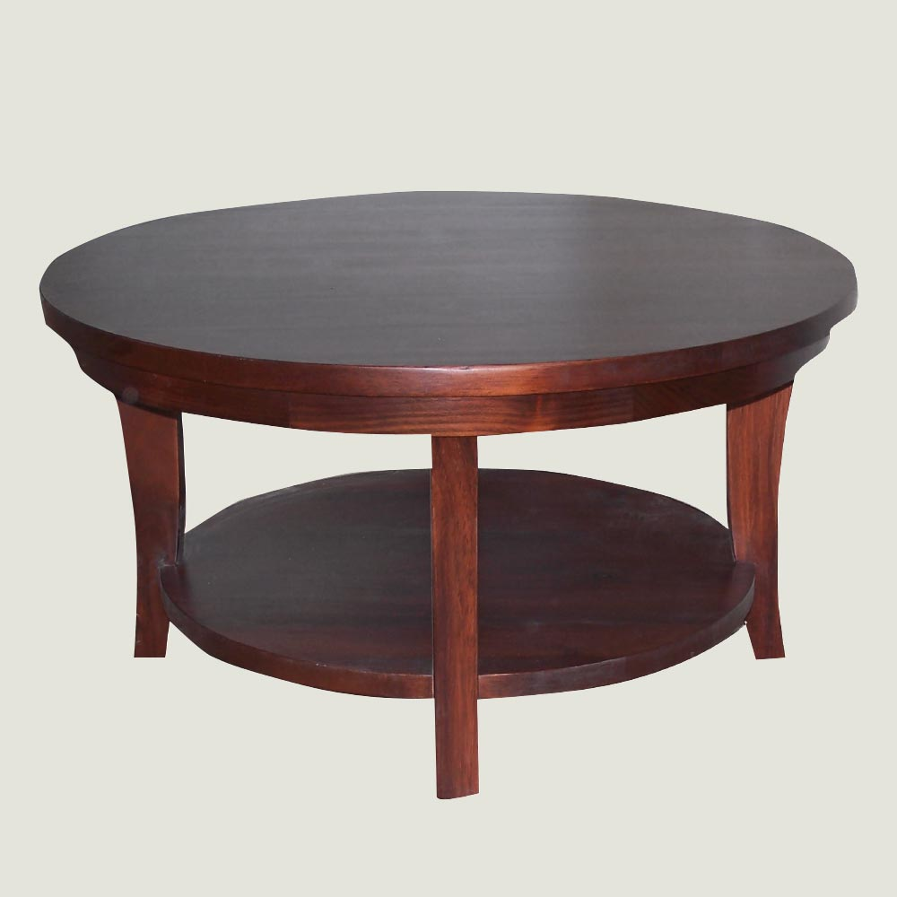 Cirque Coffee Table – Round