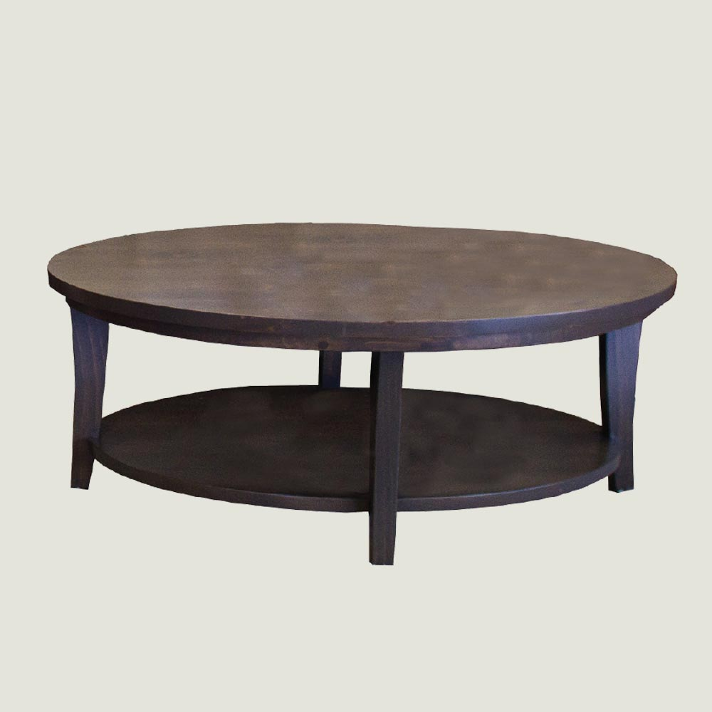 Cirque Coffee Table Oval