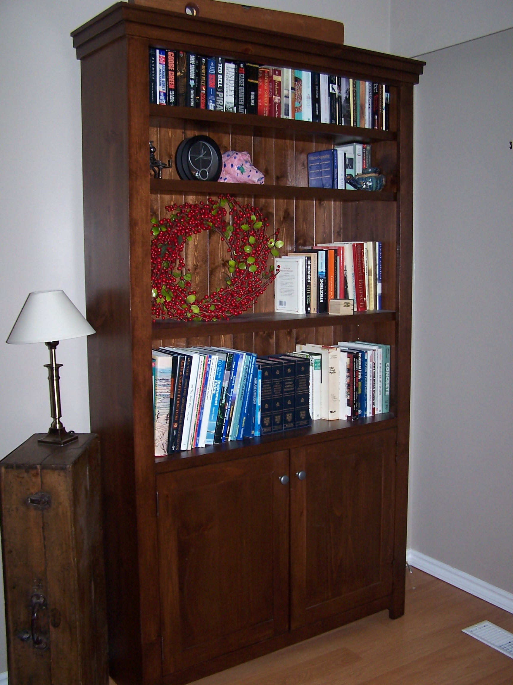 100 mission bookcase with doors stickley mission stickley h