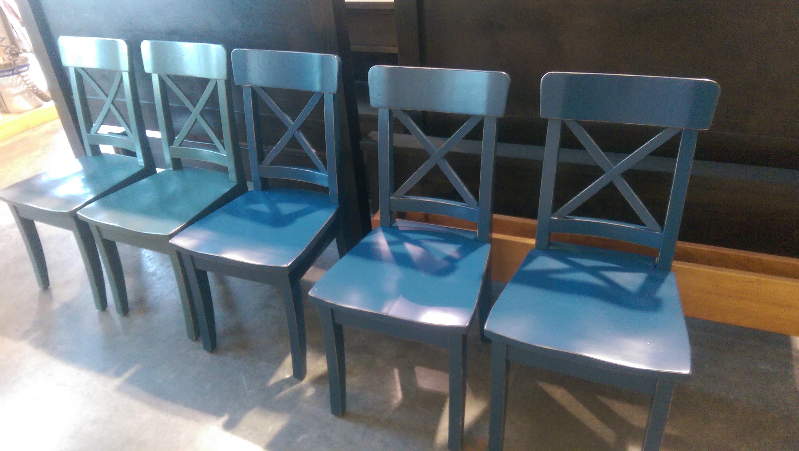 X back chair true north for Q furniture abbotsford