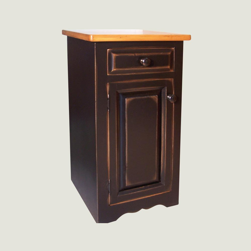 Tall nightstand true north How tall is a nightstand