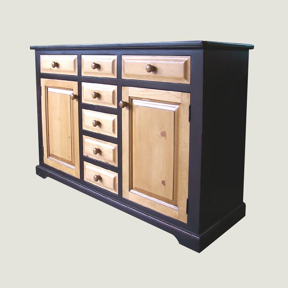 Buffet true north for Q furniture abbotsford