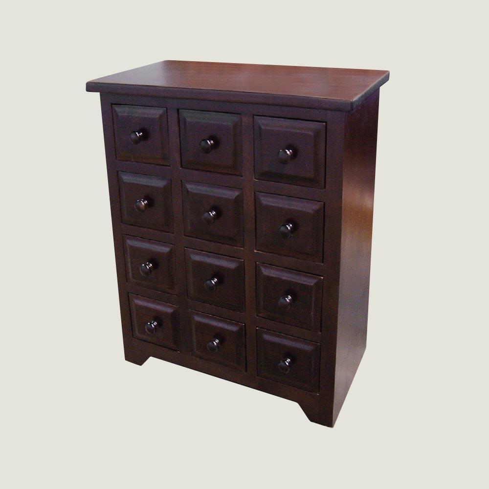 Harlequin Cabinet 3 X 4