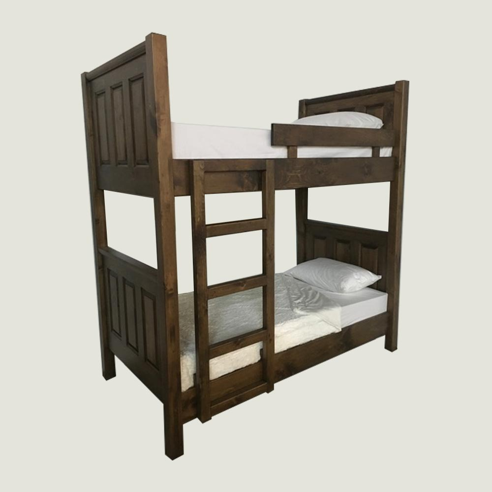 bunk beds true north. Black Bedroom Furniture Sets. Home Design Ideas